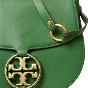 Tory Burch Miller Metal Logo Crossbody Bag